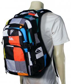 Quiksilver 1969 Special Backpack - Big Check