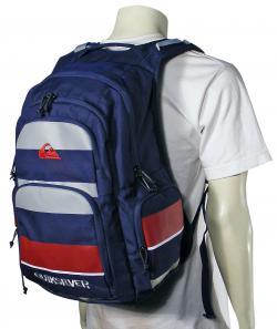 Quiksilver 1969 Special Backpack - Brigg Navy