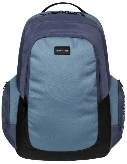 Quiksilver Schoolie Backpack - Nightshadow Blue