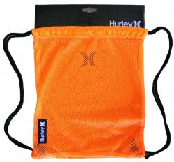 Hurley One and Only Mesh Sack - Neon Orange
