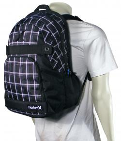 Hurley Honor Roll Backpack - Puerto Rico Black