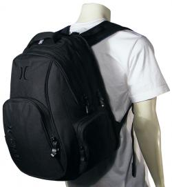 Hurley The One Backpack - Black