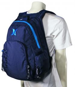 Hurley The One Laptop Backpack - Navy