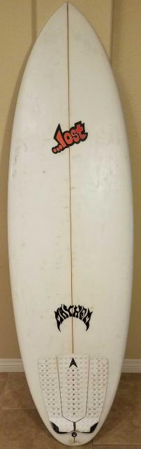 Used Lost Hybrid Surfboard - 6'4
