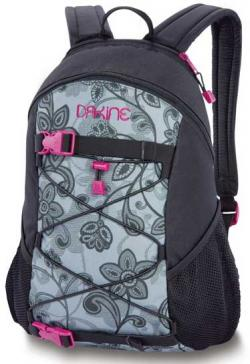 DaKine Girls Wonder Backpack - Black / Lace Floral For Sale at ...