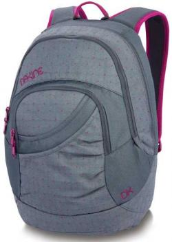 Dakine Crystal Backpack Rainboa Charcoal 821001610