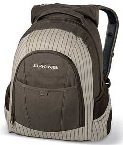 4c69d2ae3e712 DaKine Element Backpack - Brown   Khaki Pinstripe For Sale at  Surfboards.com (317324)