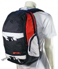 Rip Curl Cortez Surf Backpack - Block Red