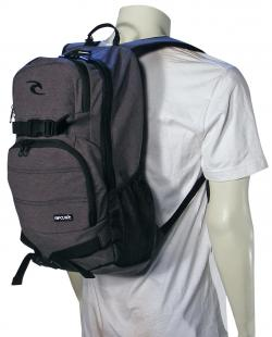 Rip Curl Cylinders Backpack - Heather