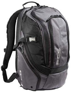 FCS Stash Premium Backpack - Charcoal