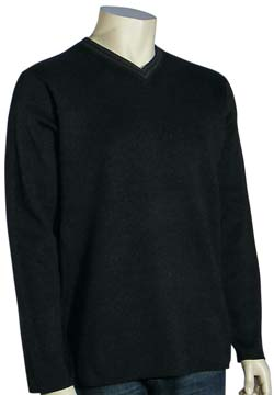 Zoom for Quiksilver Via Roma Sweater - Gunmetal