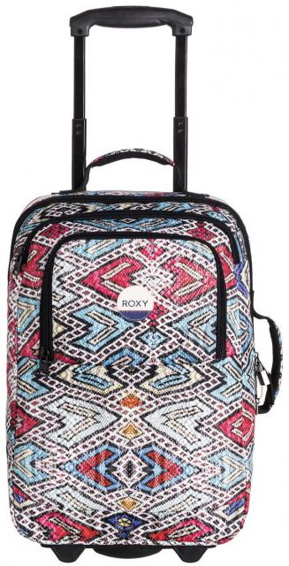 Roxy Wheelie Luggage - Regata Souring Eyes