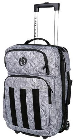 Electric Volt Ops Small Wheelie Bag - Grey