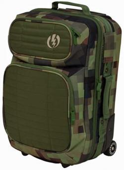 Electric Small Block Luggage - Camo