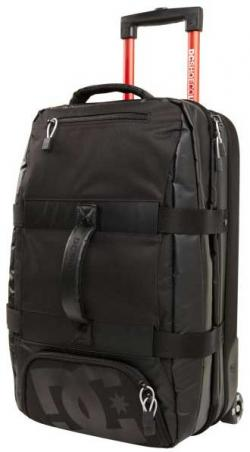 DC Jaunt Luggage - Black