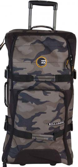Billabong Transfer Roller Luggage - Camo