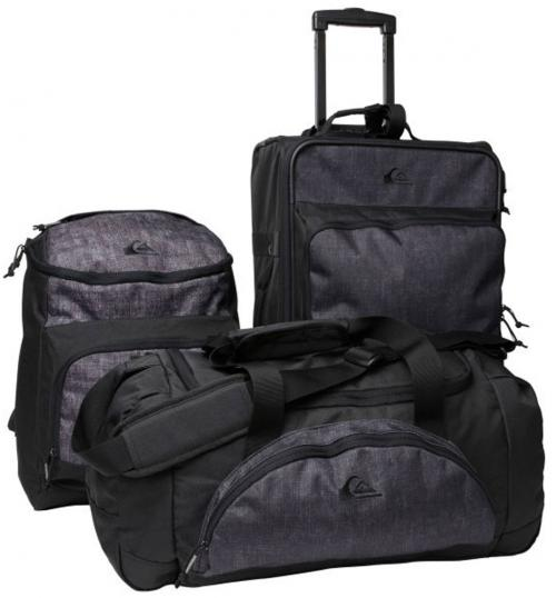 Quiksilver 3 In 1 Luggage - Chambrah