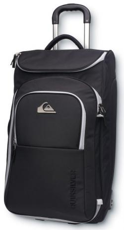 Quiksilver Fast Attack Luggage - Burnout Silver