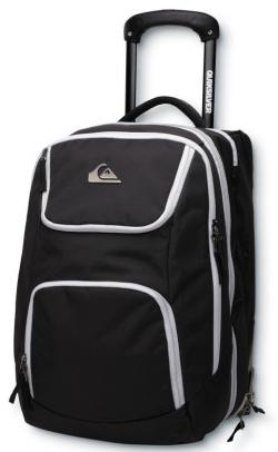 Quiksilver Accomplice Luggage - Burnout Silver