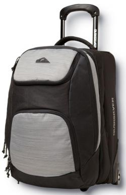 Quiksilver Accomplice Luggage - Anchor Black