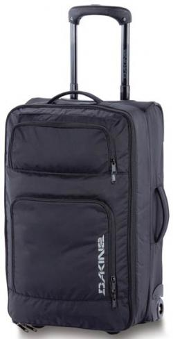 DaKine Overhead Luggage - Black / Grey