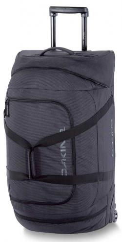 DaKine Wheeled Duffle LG Luggage - Black Stripes