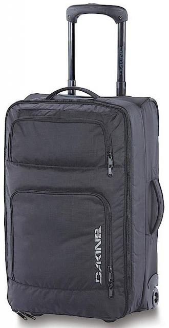 DaKine Overhead 42L Luggage - Black