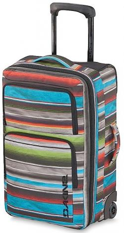 DaKine Carry On Roller 36L Luggage - Palapa
