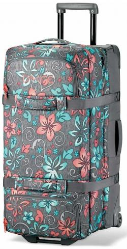 DaKine Womens Split Roller 100L Luggage - Kala