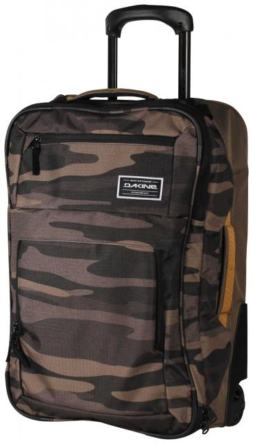 DaKine Carry On Roller 40L Luggage - Field Camo