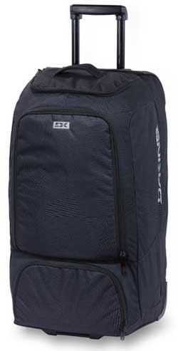 DaKine EZ Traveler Luggage - Black Patches