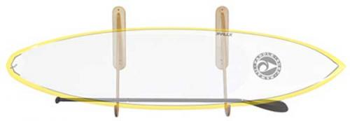 Surf Trunks SUP Wall Rack - Natural