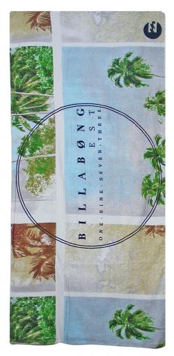 Billabong Frozen Time Beach Towel - Multi