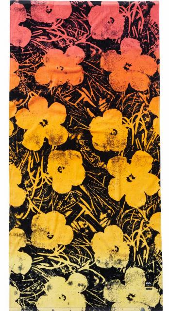 Billabong Warhol Surf Beach Towel - Multi