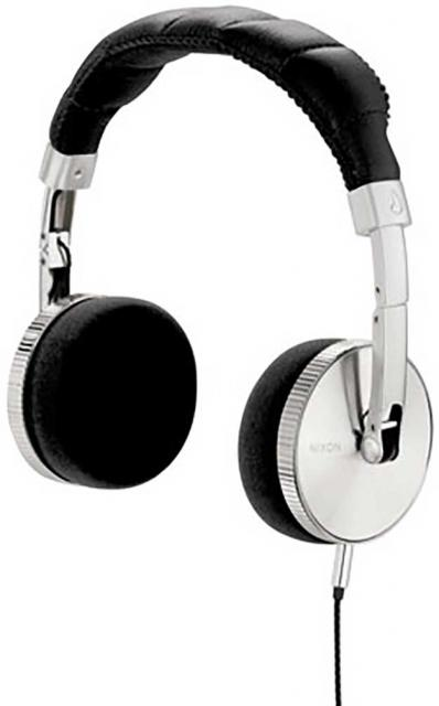 Nixon Nomadic Headphones - Black