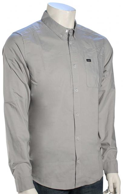 RVCA That'll Do LS Oxford Shirt - Mirage