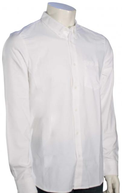 Oakley Icon LS Button Down Shirt - White