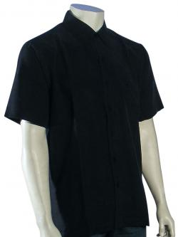 Quiksilver Waterman Clear Days Button Down Shirt - Black