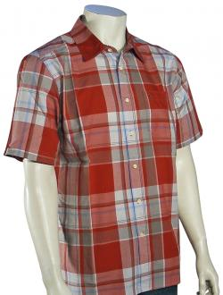 Quiksilver Waterman Coral Cove Button Down Shirt - Port