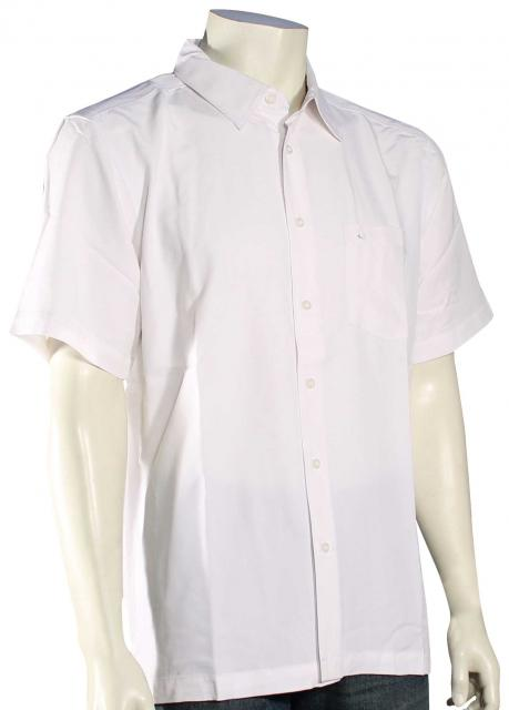 Quiksilver Waterman Clear Days 4 Button Down Shirt - White