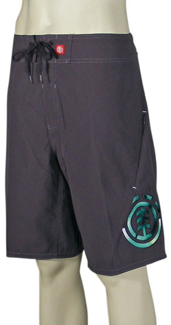 Element Permission Boardshorts - Charcoal