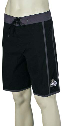 Element Hippocampus Boardshorts - Black