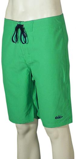 Nike 6.0 Scout Boardshorts - Lush Green / Midnight
