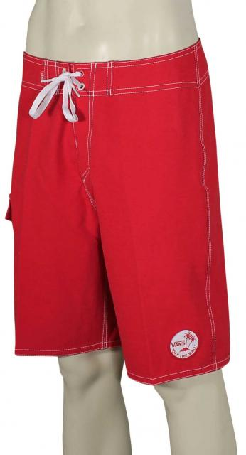 Vans Off The Wall Boardshorts - Reinvent Red