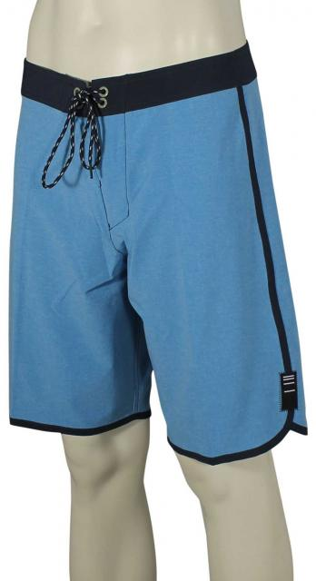 Depactus Head High Boardshorts - Blue Heather