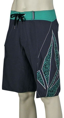 Volcom Foster Too Solid Boardshorts - Grey