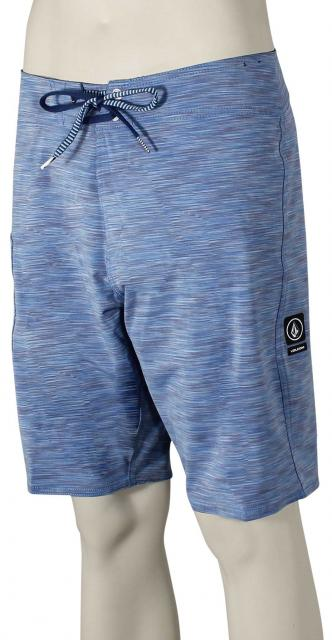 Volcom Lido Heather Mod Boardshorts - Blue