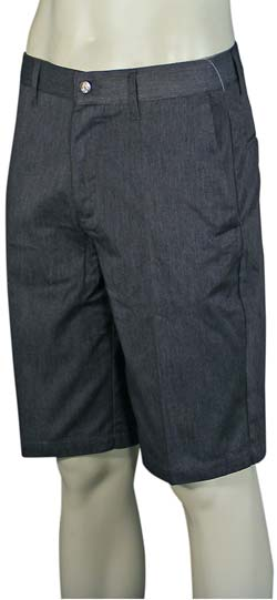 Zoom for Volcom Frickin' Solid Chino Walk Shorts - Charcoal