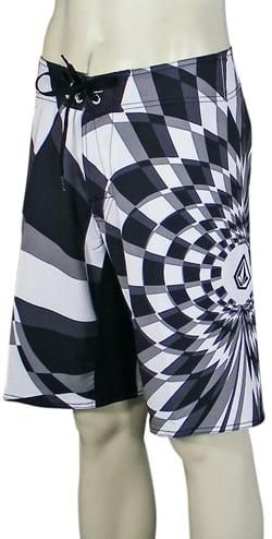 Zoom for Volcom Dingo Mod Boardshorts - White