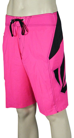 Zoom for Volcom Annihilator Solid Boardshorts - Neon Pink
